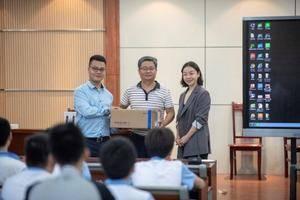 江西省优秀重点中学临川第二中学正式引入网易有道词典笔