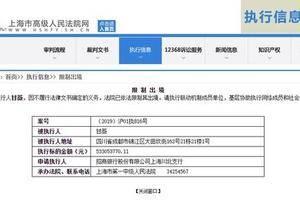 贾跃亭前妻甘薇被限制出境 涉及执行金额5.3亿元