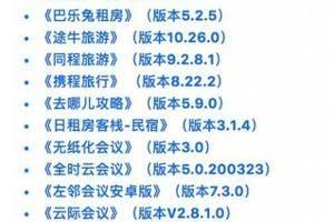 工信部公布21款违法App 多款民宿、旅游应用在列