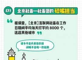 拉勾发布互联网社畜输入法报告 市场人每日打字7300个
